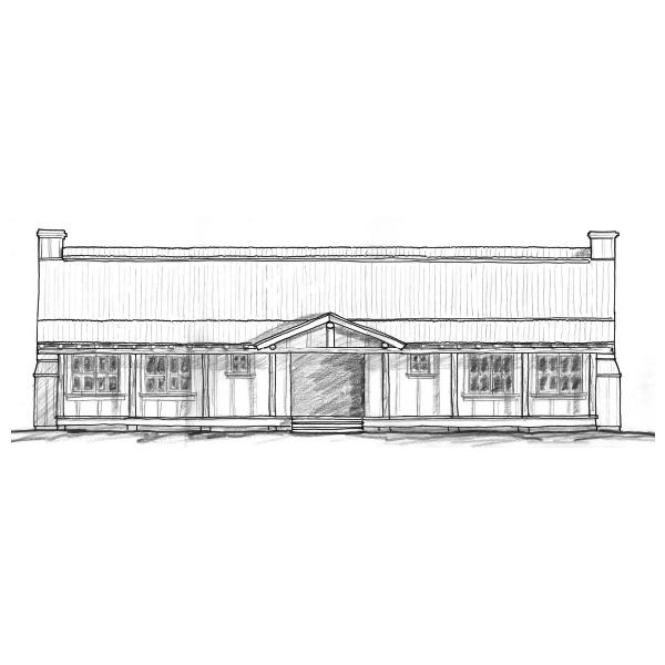 The OCR Cabin   Pioneer Cabin Company